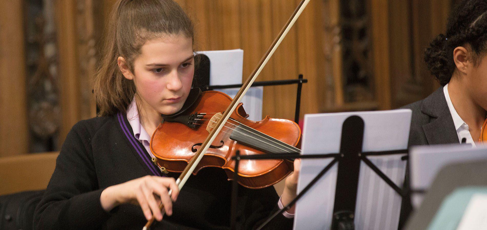 Music Scholarships   Streatham & Clapham High School
