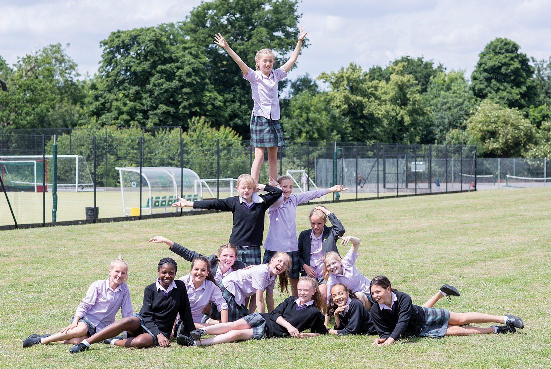 Streatham & Clapham Prep School — Sports field
