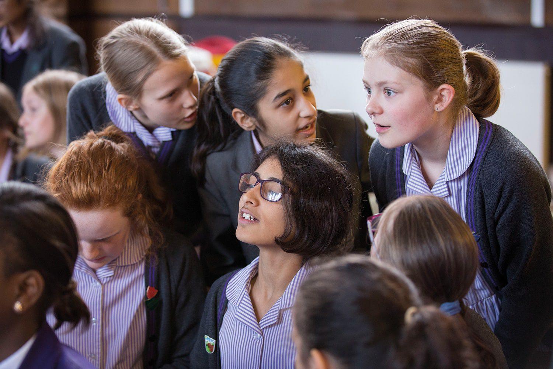 Streatham & Clapham High School —Sharing learning