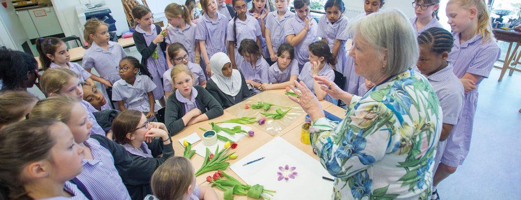 SCHS Prep School —Creativity