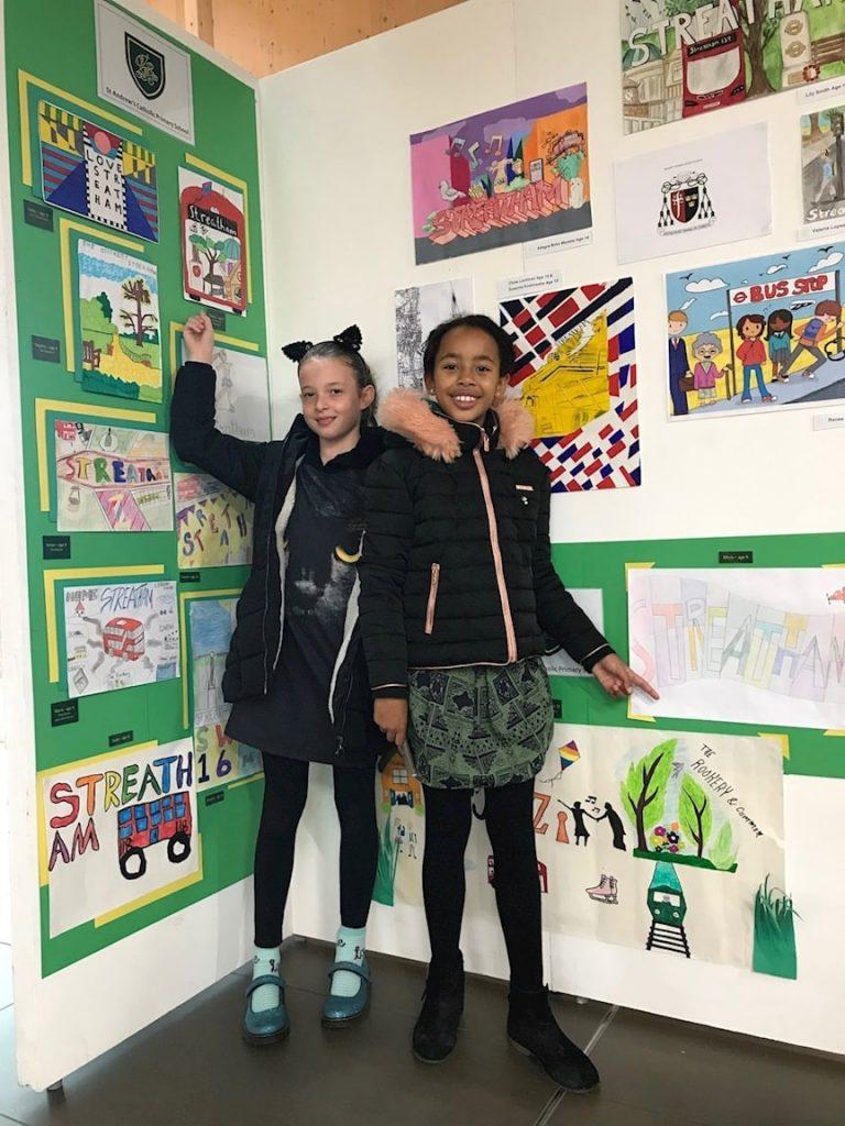Streatham Schools Art Exhibition