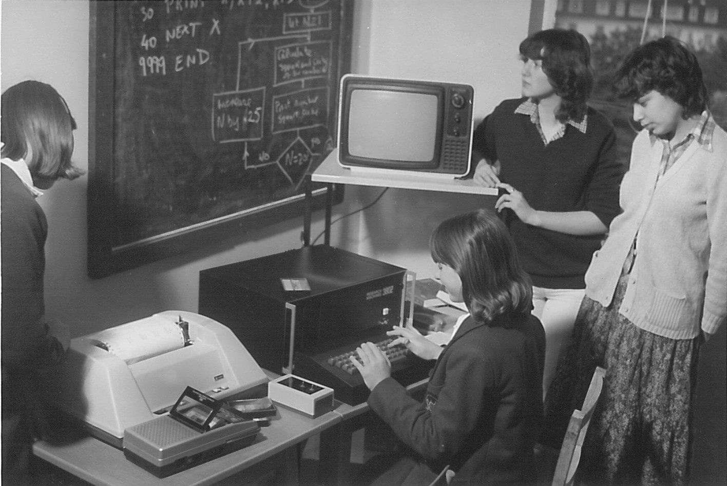 SCHS History —Computing