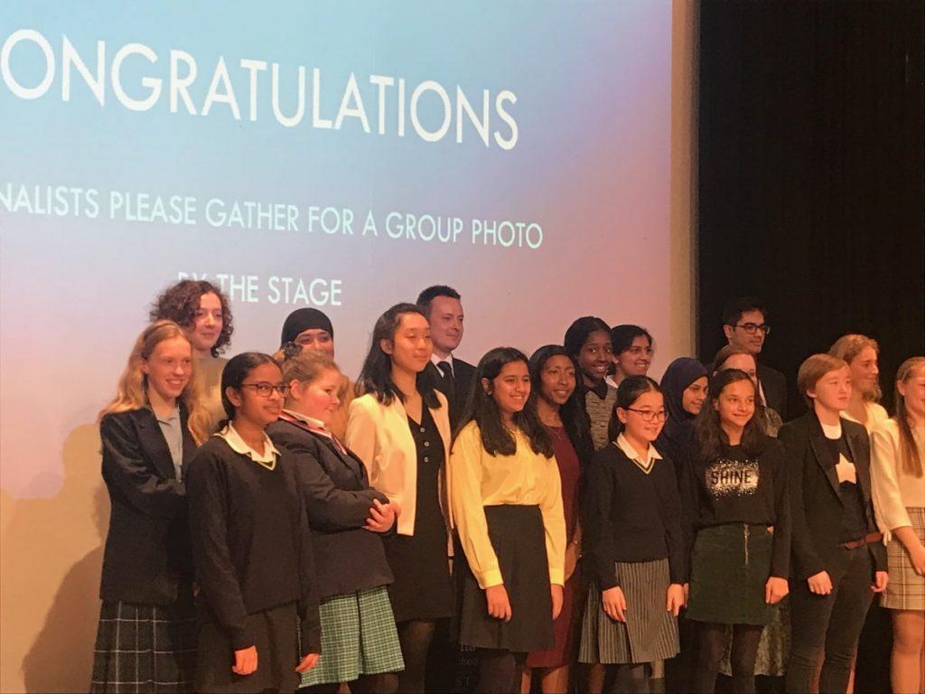 Streatham & Clapham High School — - Science awards