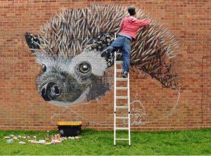 Mural Design – April 2020
