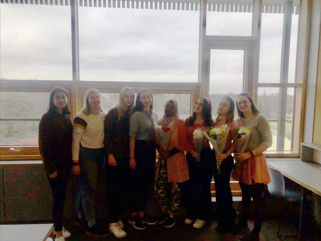 SCHS - 2020 Prefect Team