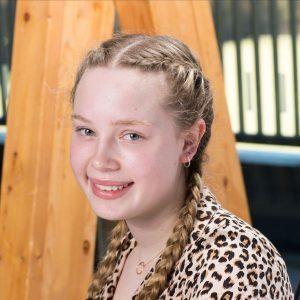 SCHS Deputy Head Girl —Olivia Dower