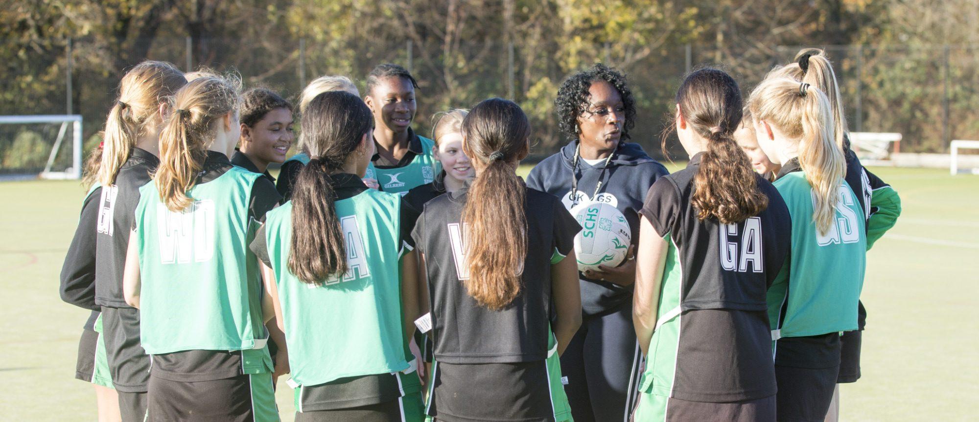 Sports Scholarships   Streatham & Clapham High School