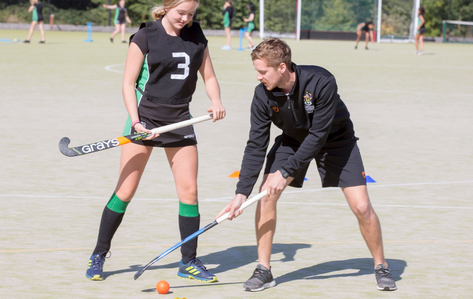 SCHS Sports —Hockey coaching