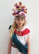 Aztec dress up