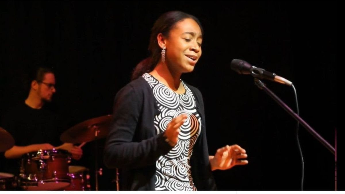 Ruby, L5, sings I'd Rather Go Blind, by Etta James