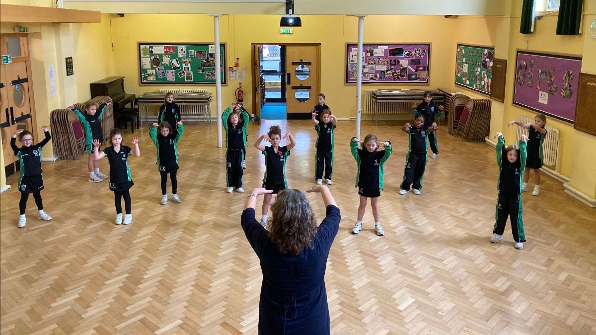 Pupils Feel Brave at SCPS Wellbeing Day