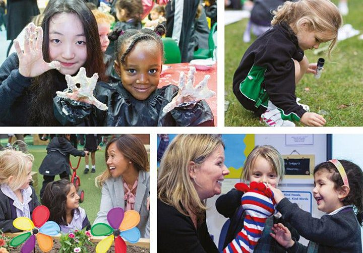 Nursery and Reception Open Morning