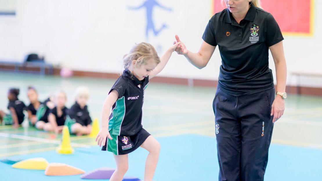 Nursery Curriculum   Early Years at Clapham & Streatham Prep School