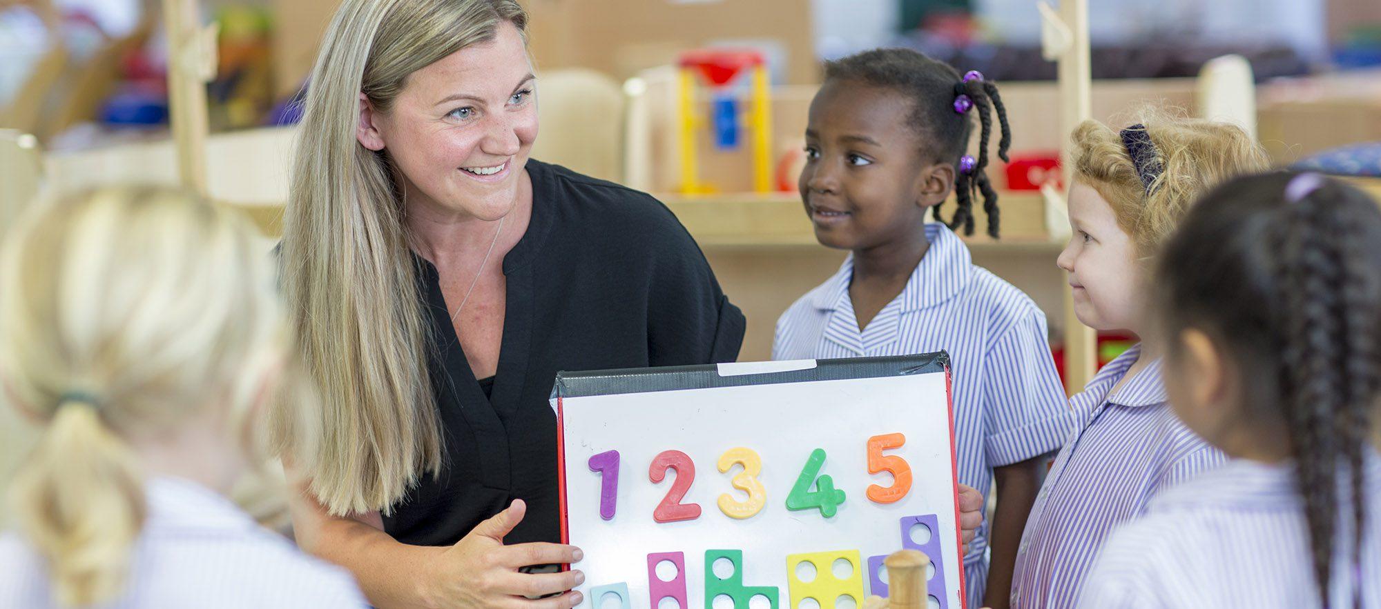 Nursery & Reception   Early Years   Clapham & Streatham Prep School