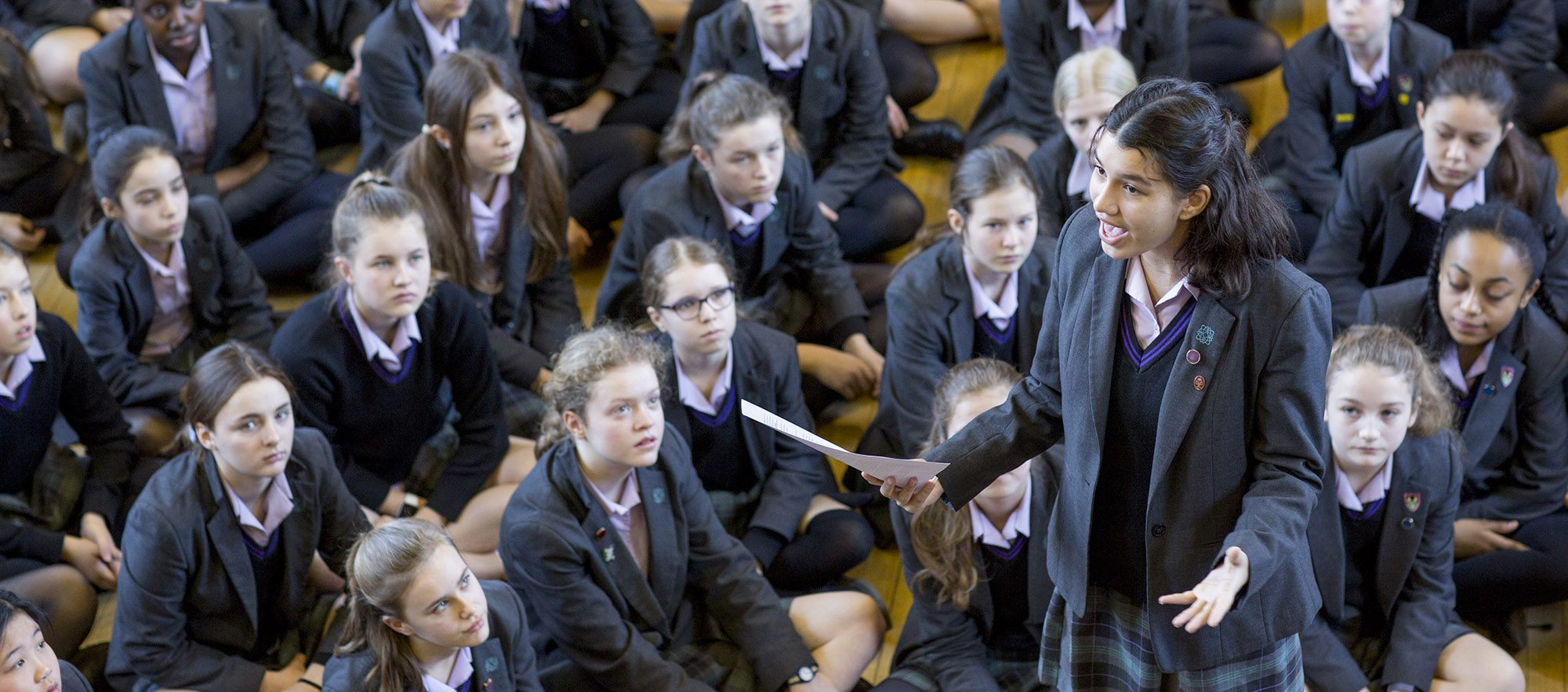Secondary Education & Senior School | Streatham & Clapham High School